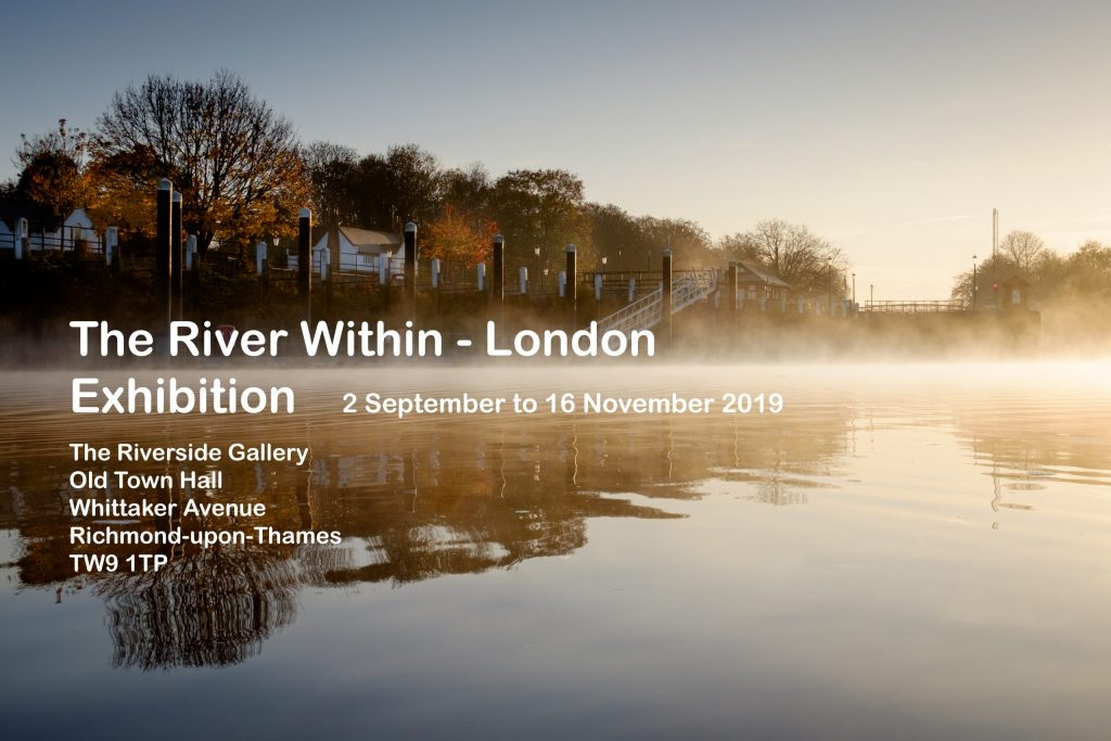 The River Within - London. Exhibition